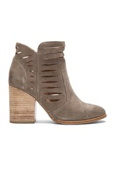 Seychelles Let's Go Crazy Booties Taupe