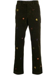 Polo Ralph Lauren Embroidered Straight Leg Trousers 60