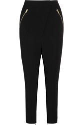 Givenchy Tailored Pants In Black Stretch Cady