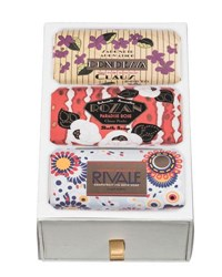 Claus Porto Condessa Rozan And Rivale Gift Box Set With Sleeve