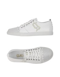 Galliano Footwear Low Tops And Trainers Women White
