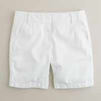 J.Crew 7' Chino Short White
