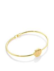 Sarah Chloe Gold Plated Ella Bangle