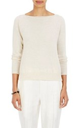 Isabel Marant Women's Clint Slim Fit Sweater Nude