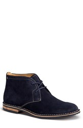 Trask Men's 'Brady' Chukka Boot Navy Suede