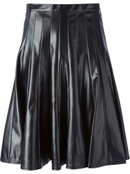Marc By Marc Jacobs 'Edie Pleather' Skirt Black