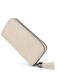 Folli Follie Santorini Flower Design Wallet Ivory