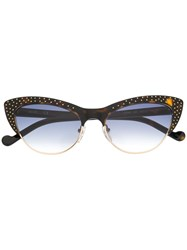 Liu Jo Tortoiseshell Cat Eye Sunglasses 60