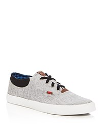 Ben Sherman Canvas Sneakers Compare At 85 Black