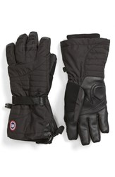 Canada Goose Women's 'Arctic' Waterproof Down Gloves