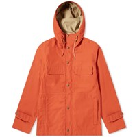 Nanamica Gore Tex Cruiser Jacket Orange