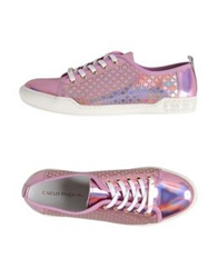 Carlo Pazolini Low Tops And Trainers Pink