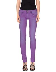Met In Jeans Jeans Mauve
