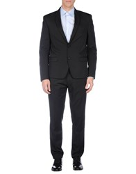 Massimo Rebecchi Suits And Jackets Suits Men Black