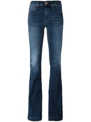 7 For All Mankind Bootcut Style Jeans Blue
