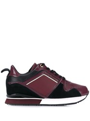 Tommy Hilfiger Concealed Wedge Sneakers Red