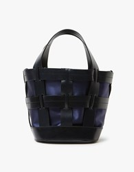 Trademark The Cooper Cage Tote Navy