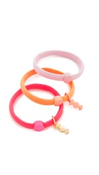Marc By Marc Jacobs Candy Ponies Neon Orange Multi