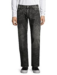 Robin's Jean Washed Cotton Jeans Grey