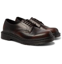 Dr. Martens Varley Leather Derby Shoes Brown