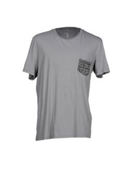 Tanomu Ask Me T Shirts Grey