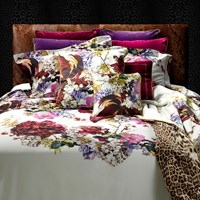 Roberto Cavalli Floris Duvet Set 001 King