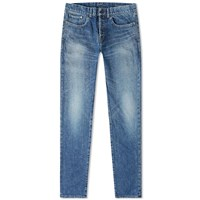 Saint Laurent Slim Fit Jean Blue