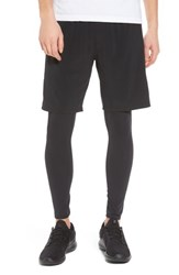 Spiritual Gangster Rise 2 Leggings Black Black