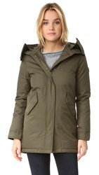 Spiewak Aviation Parka Olive