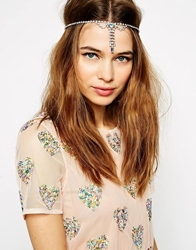 Asos Flapper Jewel Drop Headband Abcrystal