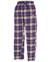Concepts Sport Los Angeles Lakers Huddle Sleep Pants Purple