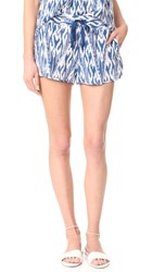 Joie Layana Shorts High Seas Porcelain