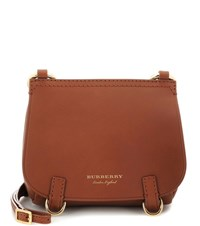 Burberry Baby Bridle Crossbody Bag Brown