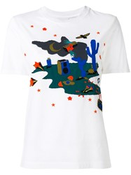Paul Smith Ps By Patch T Shirt White