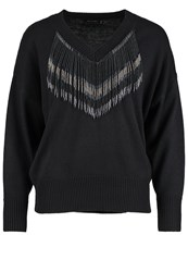 Religion Fiction Jumper Jet Black