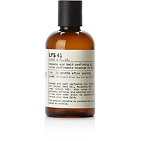 Le Labo Women's Lys 41 Body Oil No Color