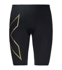 2Xu Elite Compression Shorts Male Black