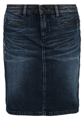 Marc O'polo Denim Skirt Pastime Wash Blue Denim
