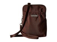 Baggallini Bryant Pouch Java Cross Body Handbags Brown