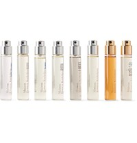 Francis Kurkdjian Maison The Fragrance Wardrobe Discovery Collection For Him 8 X 11Ml Colorless