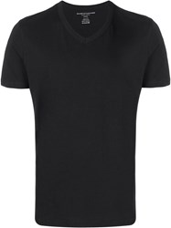 Majestic Filatures V Neck Jersey T Shirt 60