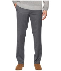 Kenneth Cole Reaction Techni Stretch Pants Light Grey Men's Dress Pants Gray