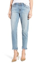 Joe's Jeans Women's Collector's Edition Smith Frayed Hem Ankle