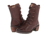 Pikolinos Le Mans 838 9232 Olmo Women's Dress Lace Up Boots Brown