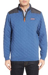 Vineyard Vines Men's Quilted Jacket Moonshine