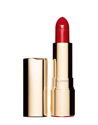 Clarins Joli Rouge Moisturizing And Long Wearing Lipstick Joli Red