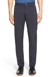 Men's Theory 'Zaine Neoteric' Slim Fit Pants Navy
