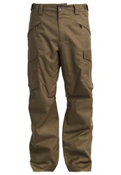 The North Face Gatekeeper Waterproof Trousers Caperberry Green Khaki