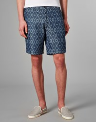 Farah Vintage Shorts In Jacquard Multi