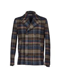 True Tradition Suits And Jackets Blazers Men Brown